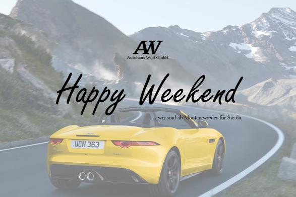 Happy Weekend New F-TYPE